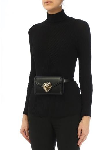 Dolce&Gabbana Omuz Çantası Siyah